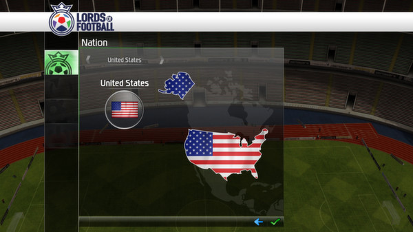 Lords of Football: United States (DLC)