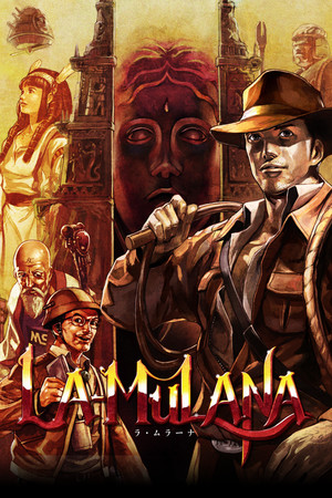 La-Mulana poster image on Steam Backlog