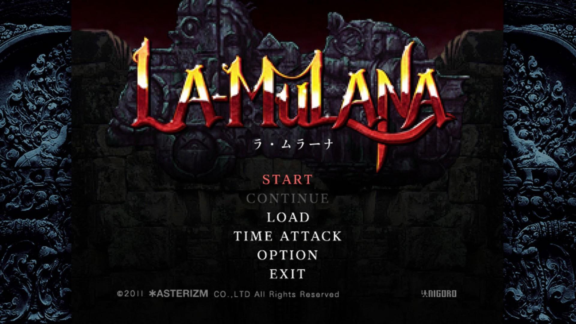 Find the best laptops for La-Mulana