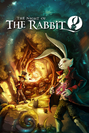 The Night of the Rabbit poster image on Steam Backlog