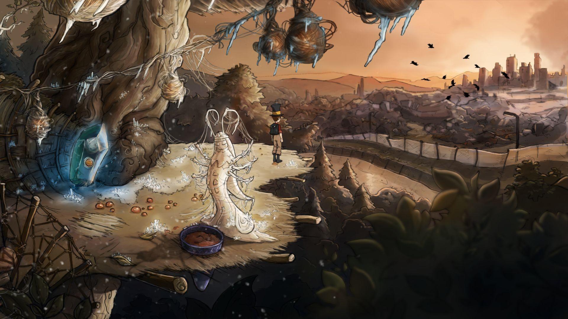 Sparen Sie 88 Bei The Night Of The Rabbit Auf Steam