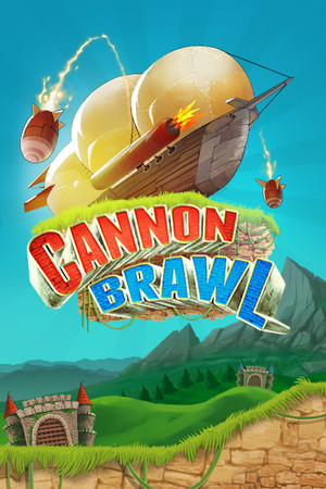 Cannon Brawl poster image on Steam Backlog