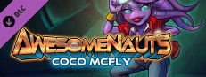 Awesomenauts - coco mcfly skin cracking