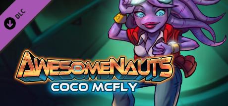 Купить Awesomenauts - Coco McFly Skin (DLC)