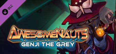 Awesomenauts Genji the Grey Skin