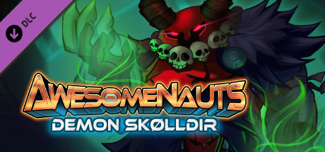 Купить Awesomenauts - Demon Skølldir Skin (DLC)