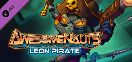 Awesomenauts Pirate Leon Skin
