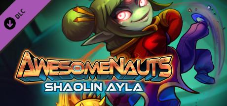 Купить Awesomenauts - Shaolin Ayla Skin (DLC)