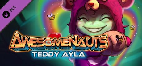Awesomenauts Teddy Ayla Skin