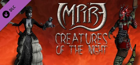 Купить Impire: Creatures of the Night (DLC)