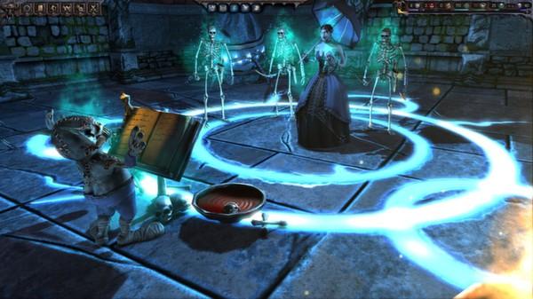 скриншот Impire: Creatures of the Night 5