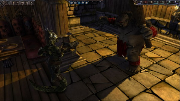 скриншот Impire: Creatures of the Night 2