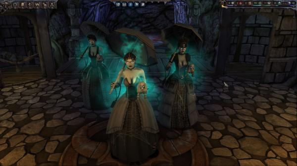 скриншот Impire: Creatures of the Night 1