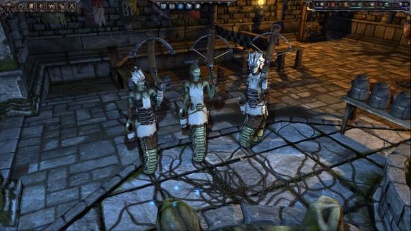 скриншот Impire: Creatures of the Night 0