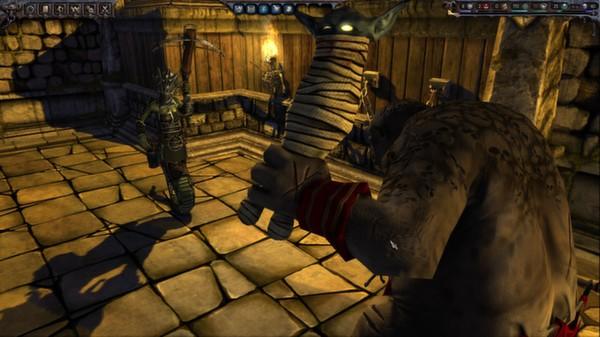 скриншот Impire: Creatures of the Night 4