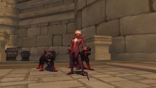 Скриншот из Ragnarok Online 2