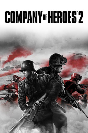 Company of Heroes 2 poster image on Steam Backlog