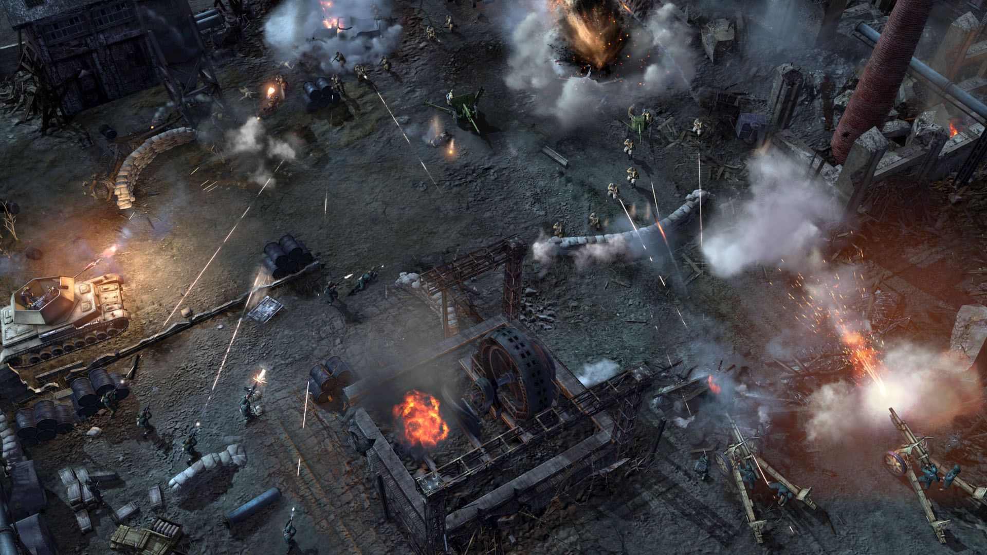 company of heroes 2 free to play