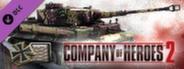 Company of Heroes 2 - German Skin: (H) Three Color Ambush Pattern