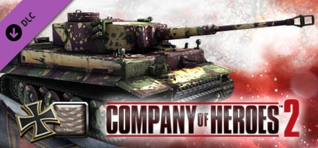 Купить COH 2 - German Skin: (H) Three Color Ambush Pattern (DLC)