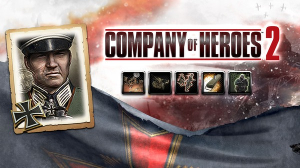 CoH 2 - German Commander: Storm Doctrine (DLC)