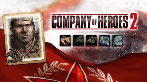 CoH 2 - Soviet Commander: Armored Assault Tactics (DLC)