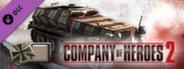 Company of Heroes 2 - German Skin: (L) Late War Factory Pattern