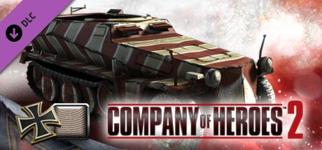 Купить COH 2 - German Skin: (L) Late War Factory Pattern (DLC)