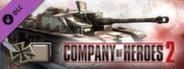 Company of Heroes 2 - German Skin: (M) Late War Factory Pattern