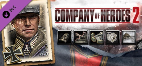 Company of Heroes 2: German Commander - Fortified Armor Doctrine 2013 pc game Img-1