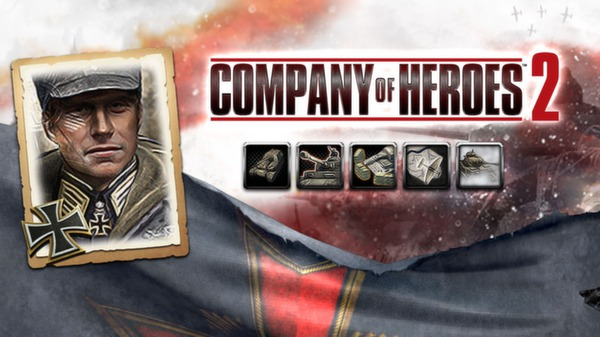CoH 2 - German Commander: Fortified Armor Doctrine (DLC)