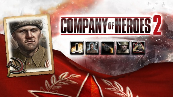 CoH 2 - Soviet Commander: Conscript Support Tactics (DLC)