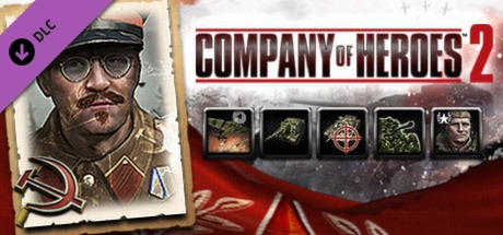 Купить CoH 2 - Soviet Commander: Mechanized Support Tactics (DLC)