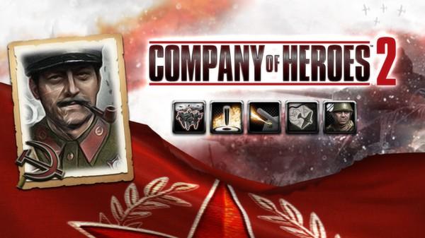 CoH 2 - Soviet Commander: Anti-Infantry Tactics (DLC)