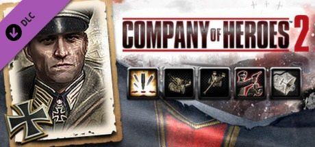 CoH 2 - German Commander: Joint Operations Doctrine
