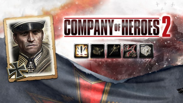 CoH 2 - German Commander: Joint Operations Doctrine (DLC)