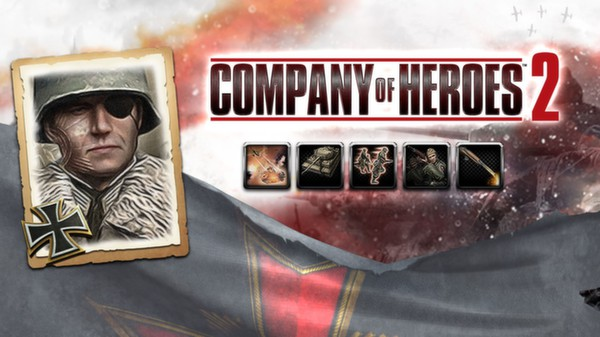 CoH 2 - German Commander: Lightning War Doctrine (DLC)