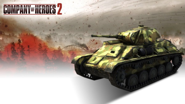 COH 2 - Soviet Skin: (L) Three Color Leningrad Front (DLC)