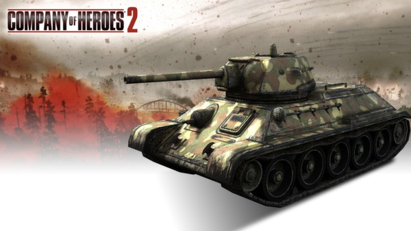 COH 2 - Soviet Skin: (M) Three Color Leningrad Front (DLC)