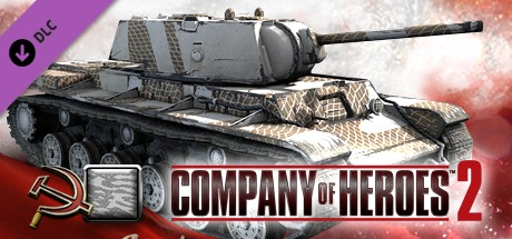 COH 2 - Soviet Skin: (H) Winter Cobblestone West Front