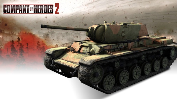COH 2 - Soviet Skin: (H) Two Tone Bryansk Front (DLC)