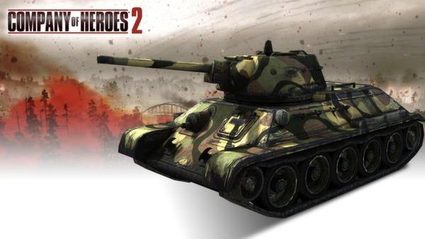 COH 2 - Soviet Skin: (M) Four Color Belorussian Front (DLC)
