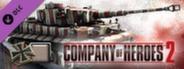 Company of Heroes 2 - German Skin: (H) Late War Factory Pattern