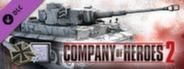 Company of Heroes 2 - German Skin: (H) Field Applied Whitewash Pattern