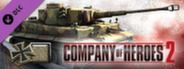 Company of Heroes 2 - German Skin: (H) Three Color Disruptive Pattern