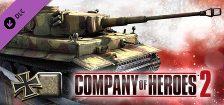 Купить COH 2 - German Skin: (H) Three Color Disruptive Pattern (DLC)