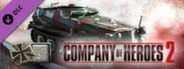 Company of Heroes 2 - German Skin: (L) Four Color Disruptive Pattern