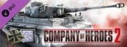 Company of Heroes 2 - German Skin: (H) Winter Ambush Pattern