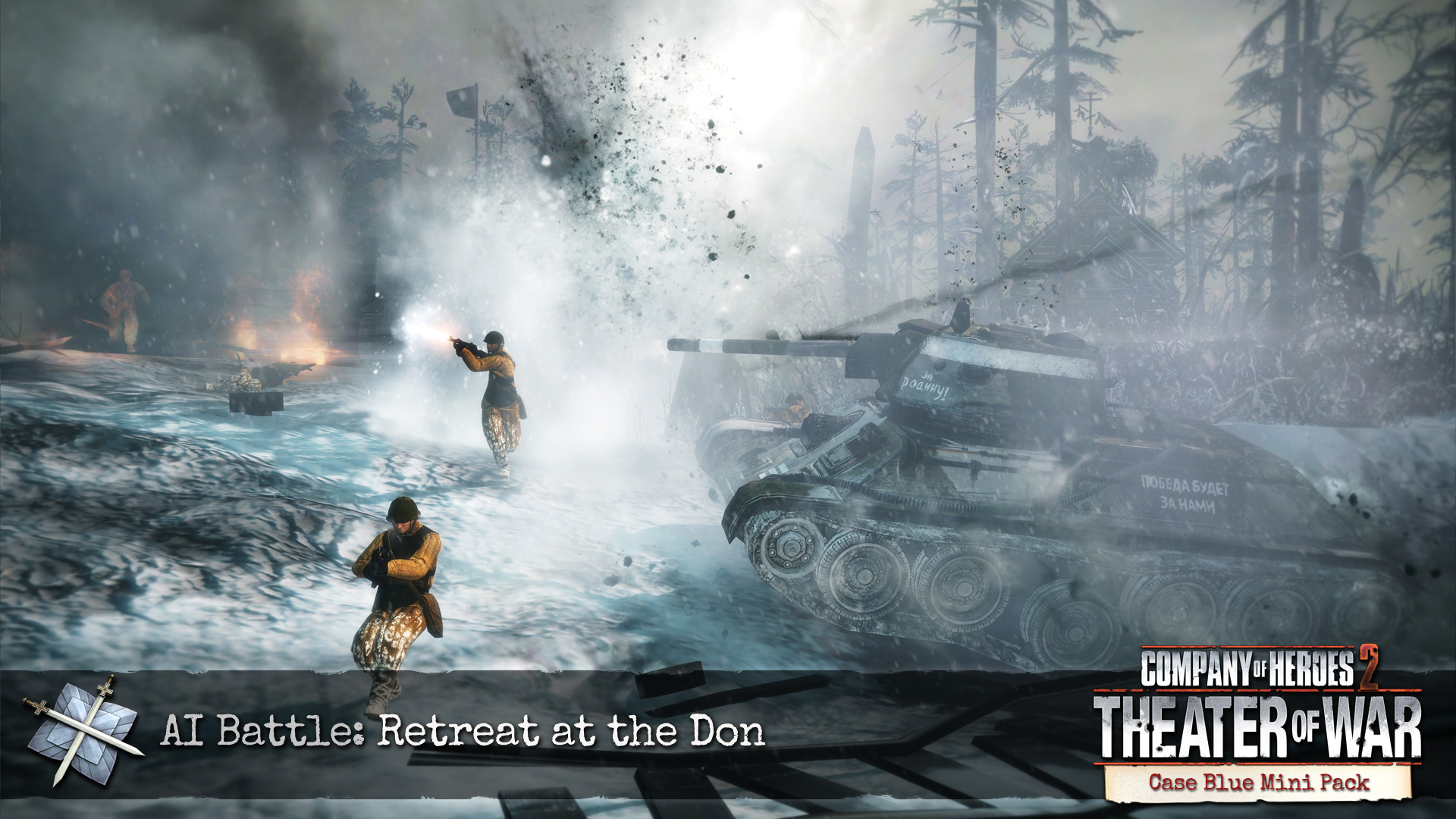 Company Of Heroes 2 Case Blue Mission Pack On Steam