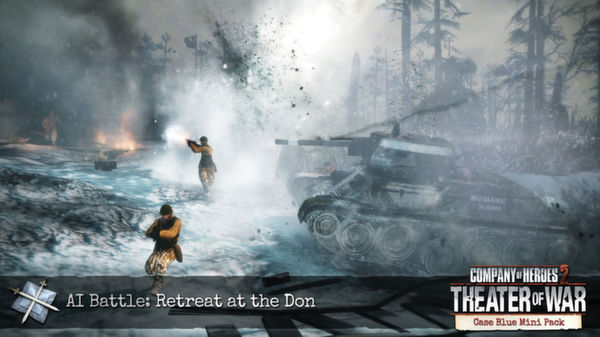 Company of Heroes 2 - Case Blue Mission Pack (DLC)